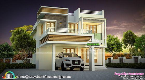 Very cute small contemporary home