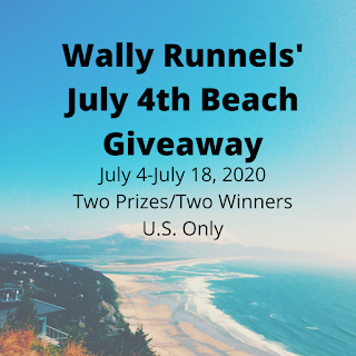 Wally Runnels July 4th Beach Giveaway