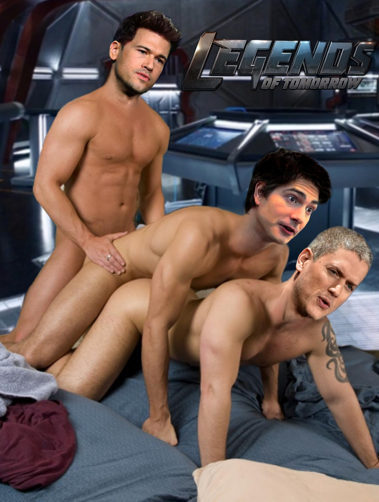 Wentworth miller porn scene