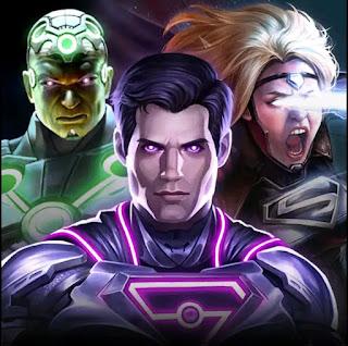 لعبة Injustice 2 مهكرة