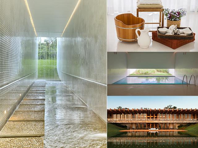 FASANO BOA VISTA- fica em Porto Feliz no interior paulista. Com muito  verde, lagos e jardins o spa não esta no mesmo predio e se caminha alguns  minutos para ... 8a78cb2842