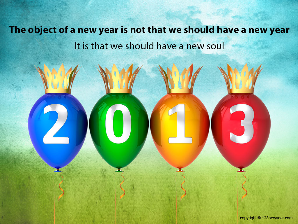 Happy new year wallpaper new year wallpaper 2013 Top 10 Happy New . 1024 x 768.Happy New Years Screensavers