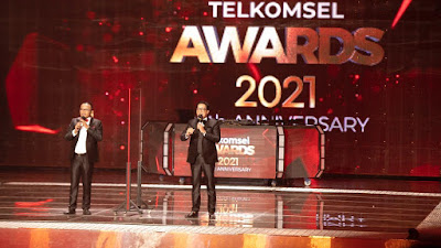 Ini Daftar Pemenang Penghargaan Telkomsel Award 2021