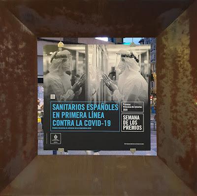 Premio, Princesa de Asturias, Concordia, Sanitarios Españoles, Covid 19
