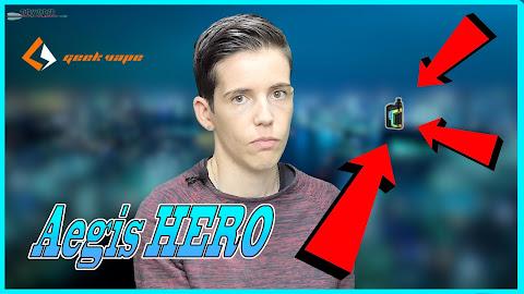 👉Aegis HERO de Geek Vape