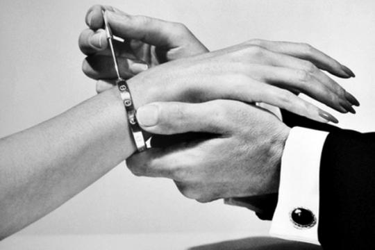 Cartie Love Bracelet