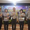 Satlantas Polrestabes Makassar Gelar Lat Pra Ops Zebra 2019