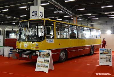 Ikarus 260.59E, PKM Czechowice-Dziedzice, TransExpo 2016