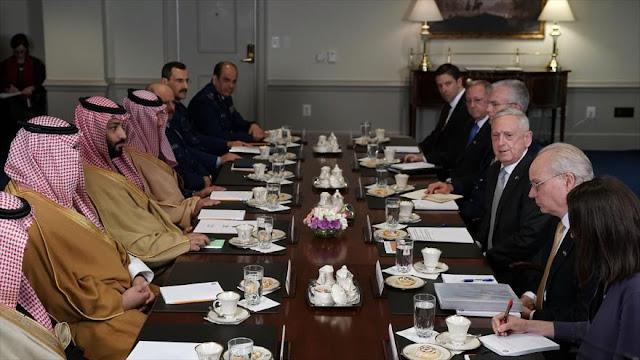 EEUU vende armas a Arabia Saudí por más de $ 1.000 millones