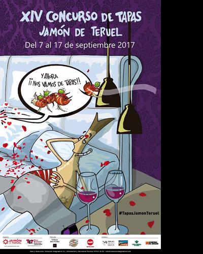XIV Concurso de Tapas Jamón de Teruel