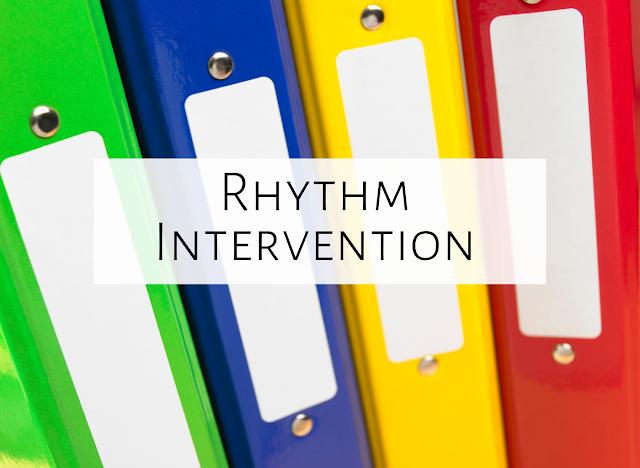 Rhythm Intervention 101