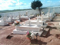 Criminal Profiler Pat Brown and Retired Police Officer PeterMac's trip to Praia da Luz in search of Madeleine's body (2012) Graveyard+02