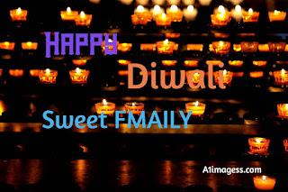 happy diwali for family