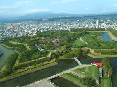 Goryokaku (五稜郭)