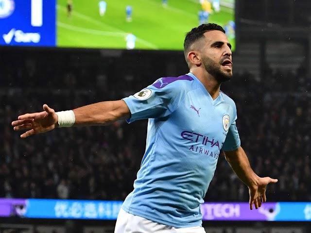 Sempat Tertinggal 0-1, Gol Riyad Mahrez Penentu Kemenangan City Atas Chelsea
