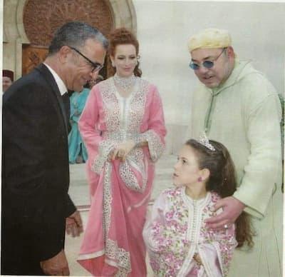 تهنئة بمناسبة عيد ميلاد صاحبة السمو الملكي الأميرة لالة خديجة جوهرة القصر الملكي