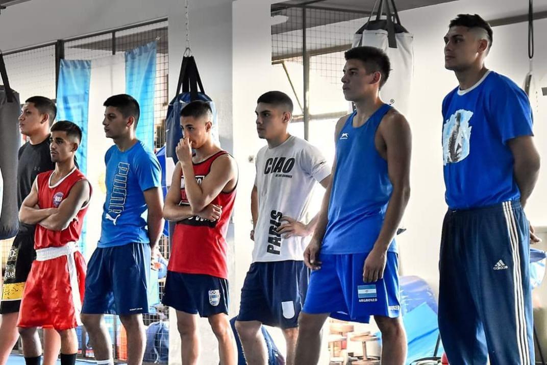 La selección argentina de boxeo olímpico se concentrará en Buenos Aires