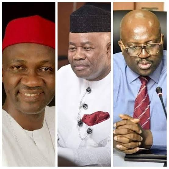 Dss Grills Akpabio, Pondei, Ojougboh Over Massive Fraud In Nddc