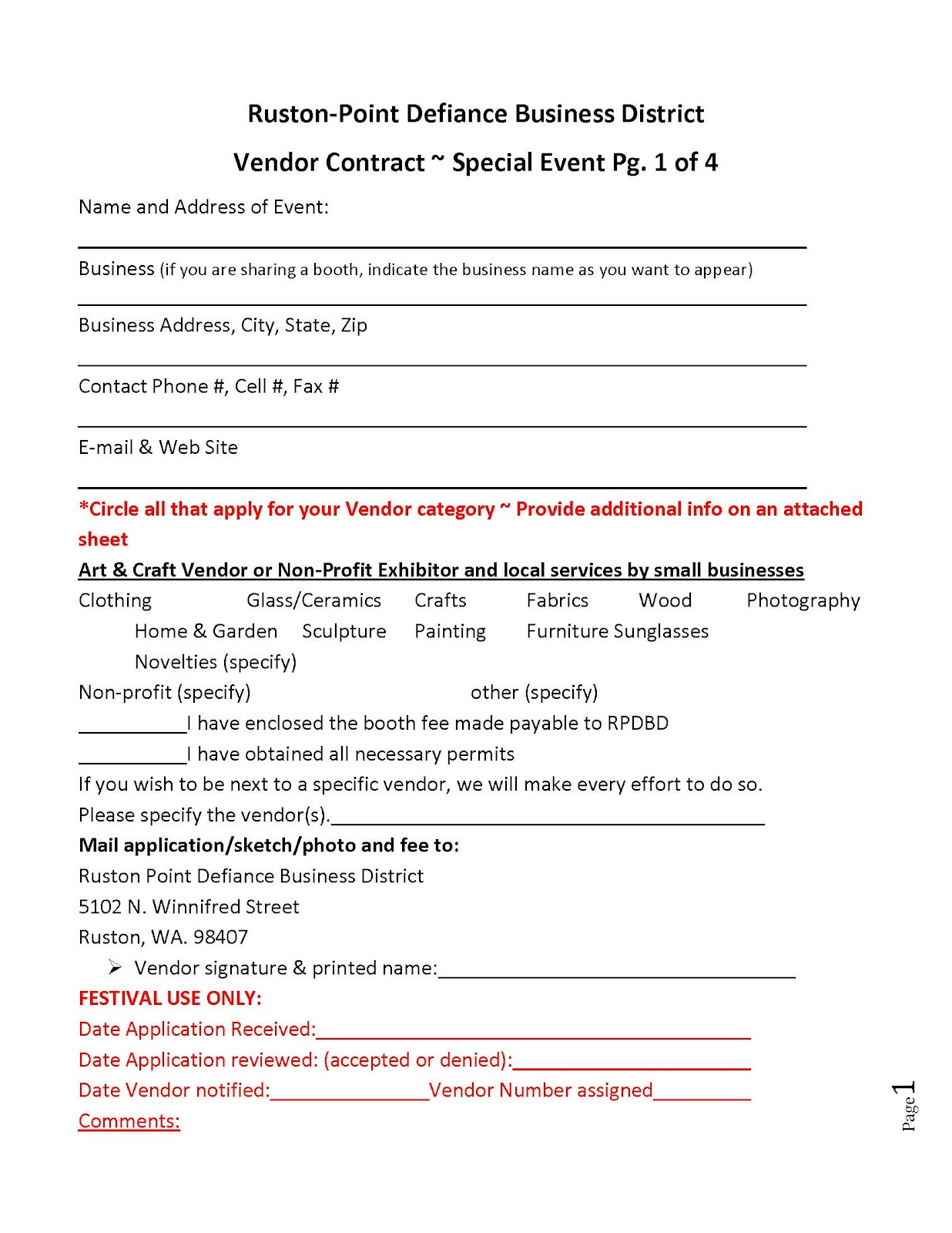 Doc.#460595: Supplier Agreement Contract Template – Supply ...