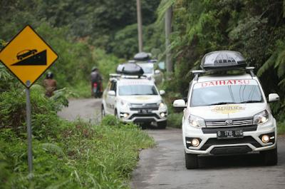 Inilah Keistimewaan Daihatsu Terios, Mobil SUV Terbaik Pilihan Pecinta Hangout