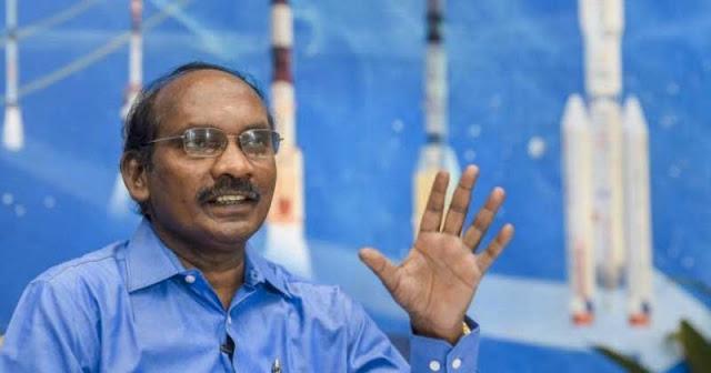 K Sivan - ISRO Chairman