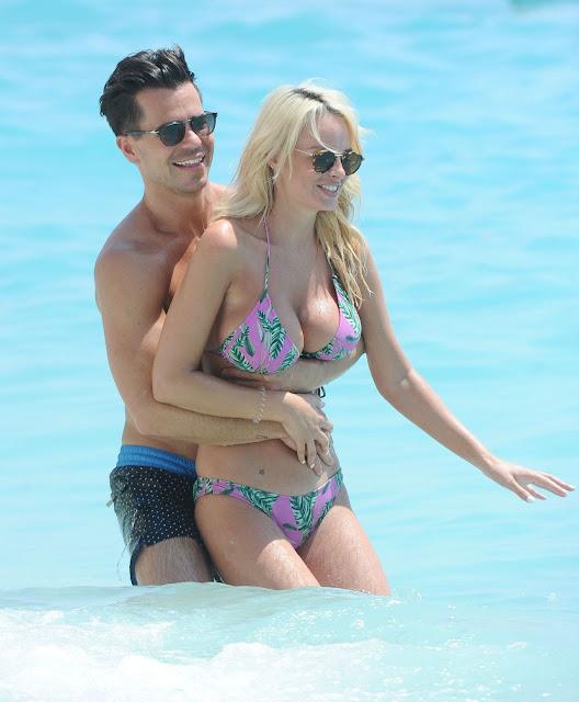 Rhian Sugden in Bikini – On Vacation in Kalkan