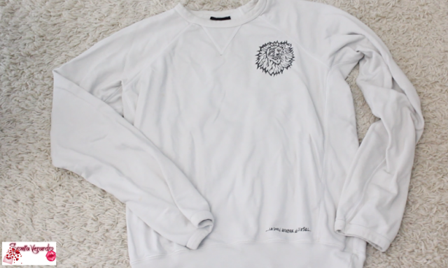 this is how my old sweatshirt looked like