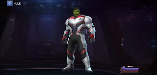 Uniform Hulk
