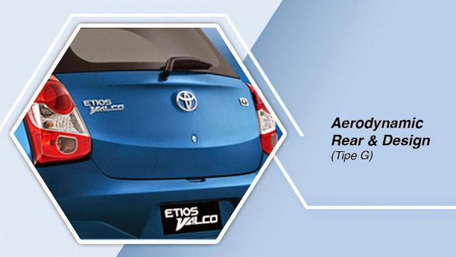 toyota etios aerodynamic design