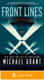 Dystopian novels: Front Lines