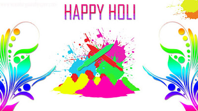 Happy Holi Status