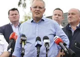 Australian PM, Scot  Morrison  Tenders Apology for Taken Political Vacation