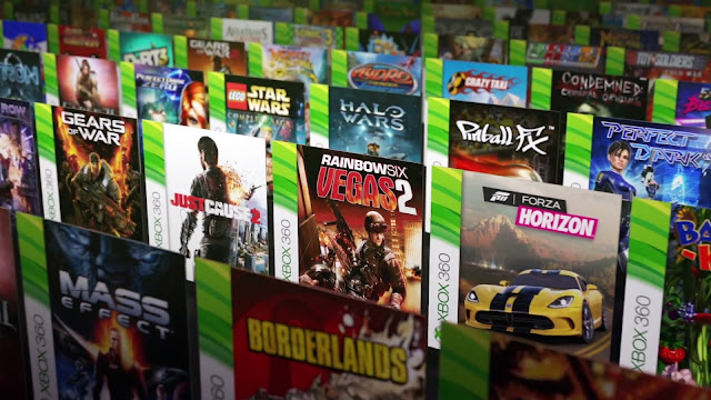 Xbox 360 Games List : List of xbox one backwards compatible games