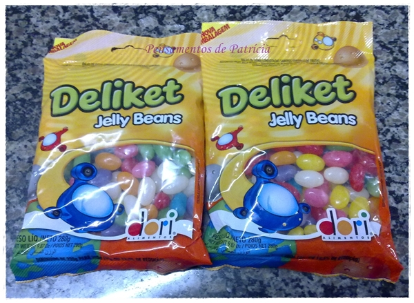 Deliket Jelly Beans