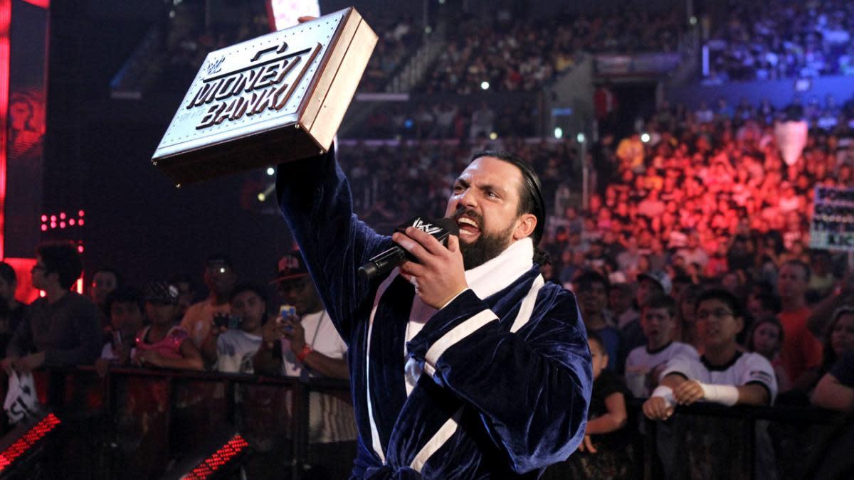 WWE cancelou planos pra que Damien Sandow se tornasse World Champion
