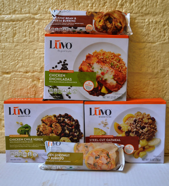 Luvo Frozen Foods
