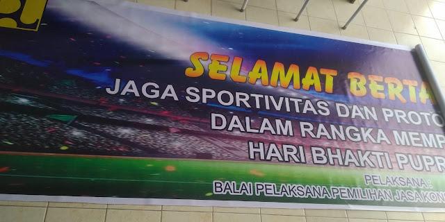 Spanduk Olahraga Futsal