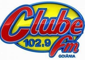 Rádio Clube FM 102,9 de Goiânia ao vivo (antiga Mil fm)