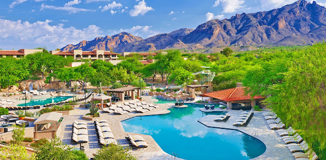 Come stay at the Westin La Paloma Health & Wellness Resort in Tucson, Arizona and enjoy endless luxury amenities including our award-winning golf course.