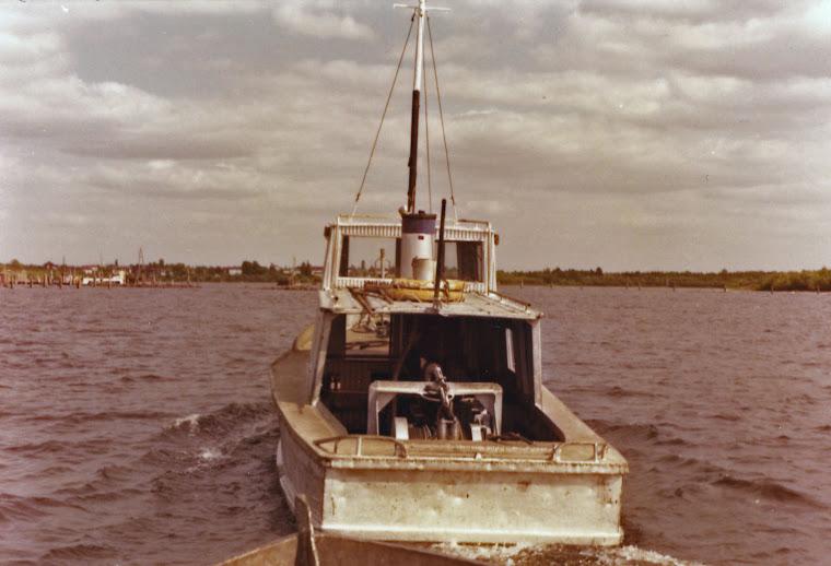 Kirjoittajan kuva 1960-luvulta