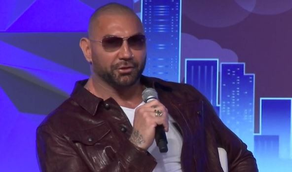 Batista: I 'starved' after leaving WWE while pursuing acting career