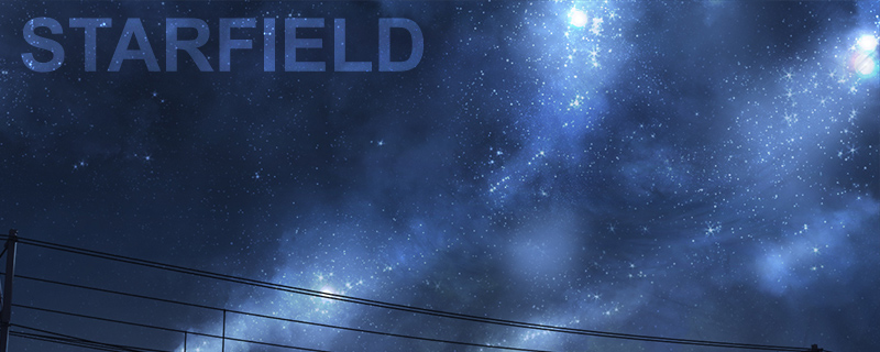 Photoshop Starfield Starry Night Tutorial