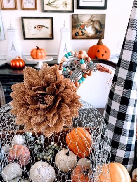 chicken-wire-pumpkin-craft-halloween-fall-thanksgiving-athomewithjemma