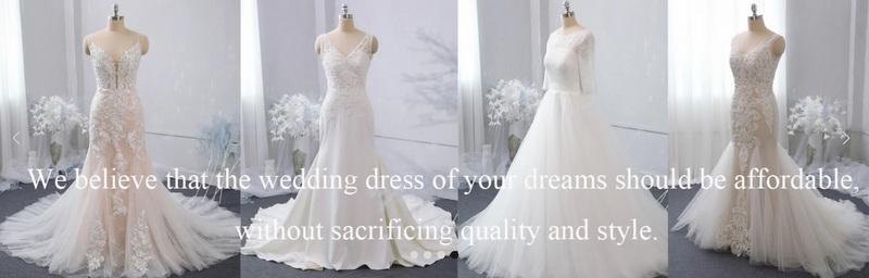 My chic dress - 2021 Wedding Dresses