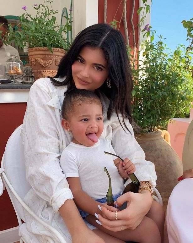 Kylie Jenner shares a peek inside Stormi's playroom with Barbies and Louis Vuitton bag (photos)