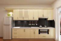 Tủ bếp Laminate HP07
