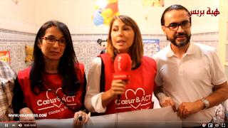 تارودانت: جمعيتان فرنسيتان في زيارة إنسانية لعدد من جمعيات المجتمع المدني بأولاد تايمة