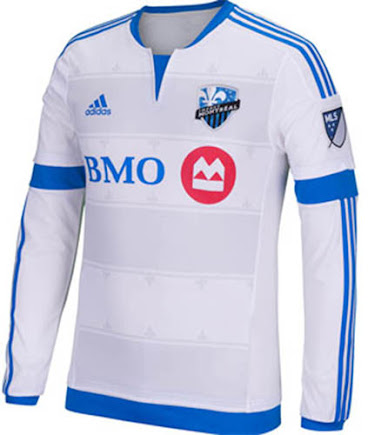 online store 57d89 f2cc0 Montreal Impact 2015 Away Jersey Released - Leaked Soccer Cleats