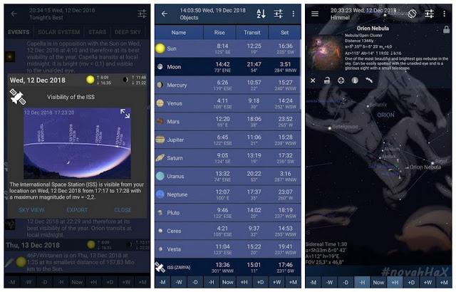 Mobile Observatory patched latest apk