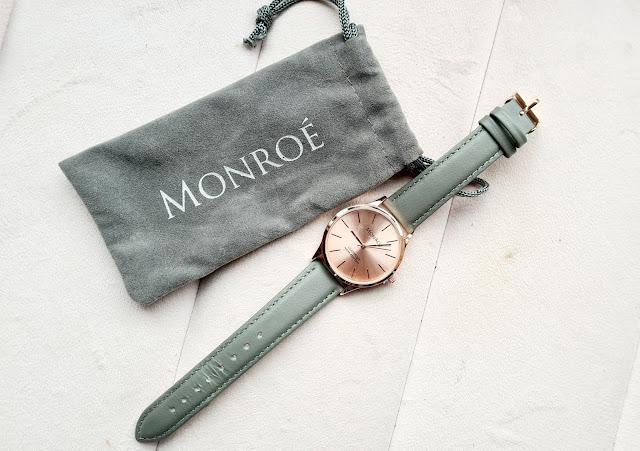Monroe Solarose Classique Watch review